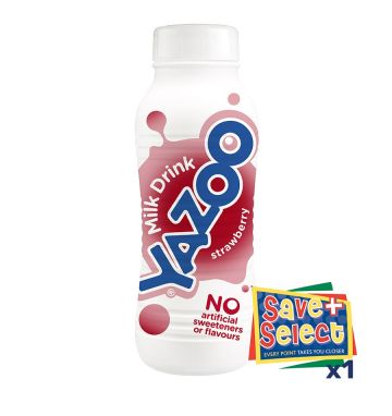 YAZOO Milkshake - Strawberry