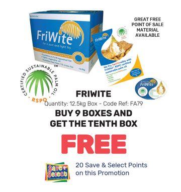 FRIWITE - Special Offer