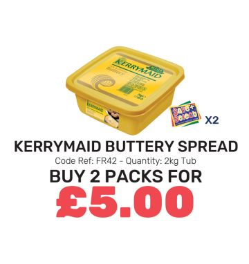Kerrymaid Buttery Spread - Special Offer
