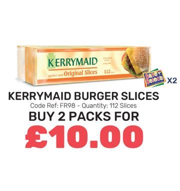 Kerrymaid Burger Slices