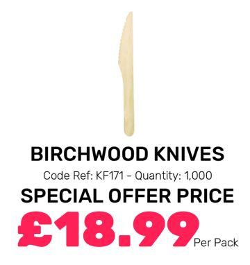 Birchwood Knives - Special Offer