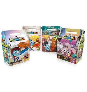 GUMBALL Children's Meal Kits