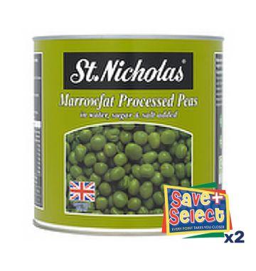 St. Nicholas Marrowfat Peas
