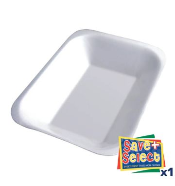 Linpac Polystyrene Trays - Chippy