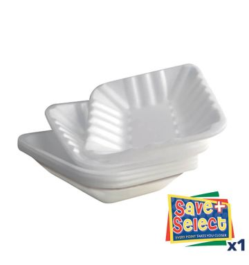 Linpac Spacesaver Trays - Chippy