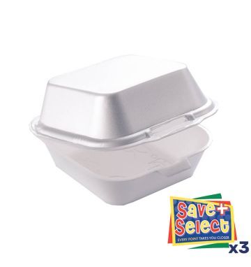 MP1 White Food Boxes
