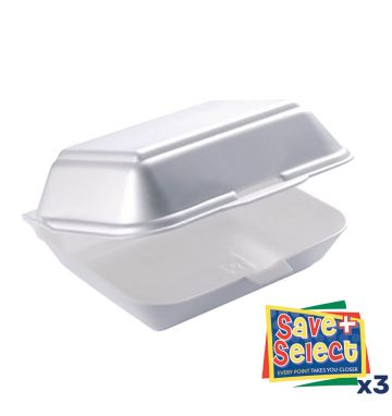 HP2 White Food Boxes
