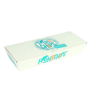 MK Range Card Boxes - Hook & Fish Design - MK1 Large