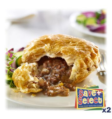 Wrights Unbaked Minced Beef & Onion Pies