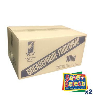 Greaseproof Paper Boxed - 9 x 14
