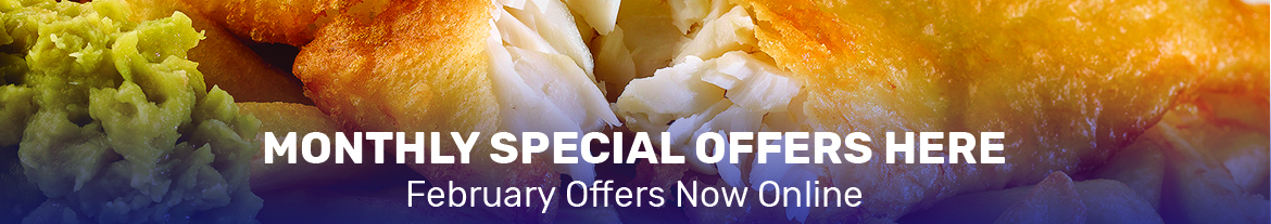 February Offers Online
