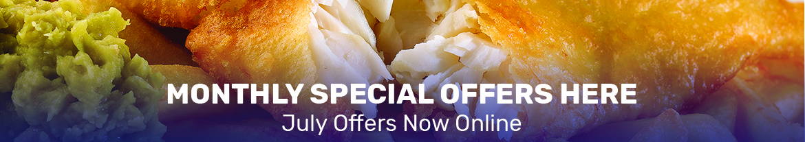 Special Offers - July 2018