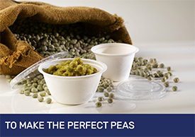 Be Inspired to Make The Perfect Peas