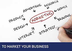 Be Inspired to Market Your Business