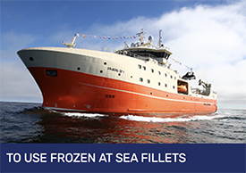 Be Inspired to Use Frozen At Sea Fillets